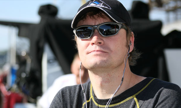 Buddy Lazier enters Indy 500