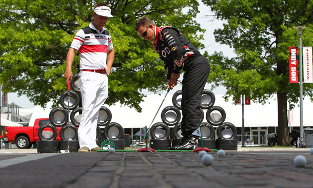 IZOD Golf Challenge at IMS