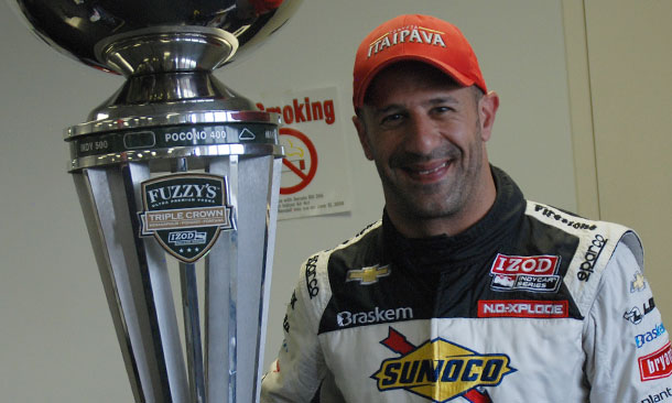 Triple Crown Preview - Tony Kanaan