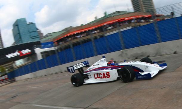 Jack Hawksworth practices at Baltimore