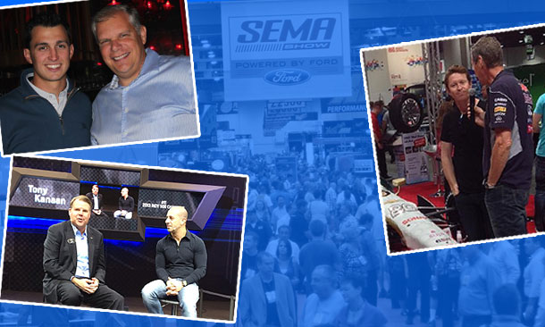 SEMA Show Overview