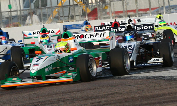Spencer Pigot and Kyle Kaiser