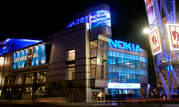 Club Nokia - Los Angeles, California