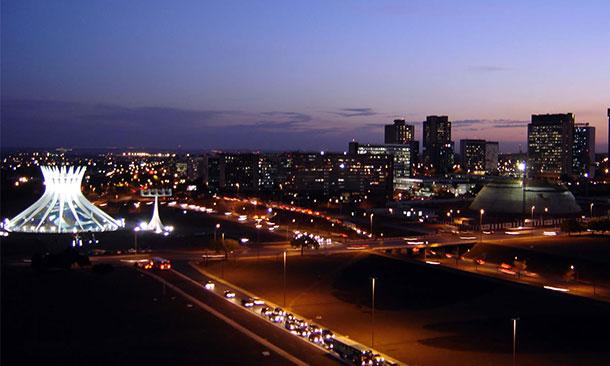 Brasilia Skyline