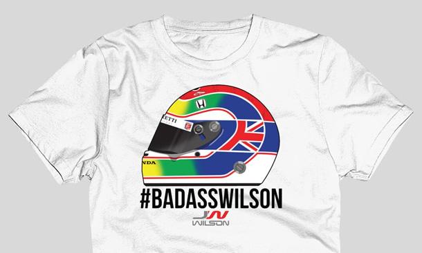 Justin Wilson T-Shirt