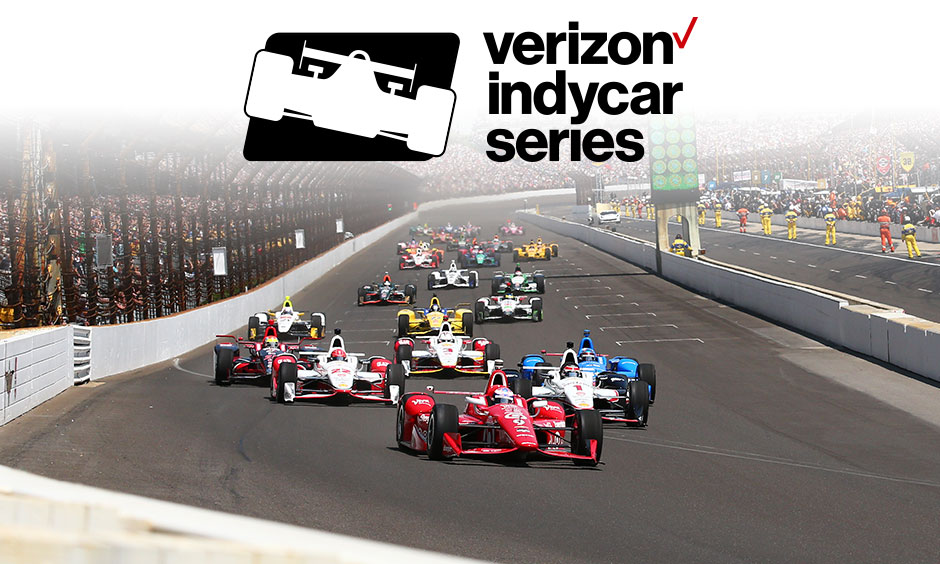 New Verizon Indycar Series Logo Ushers In Legendary Season