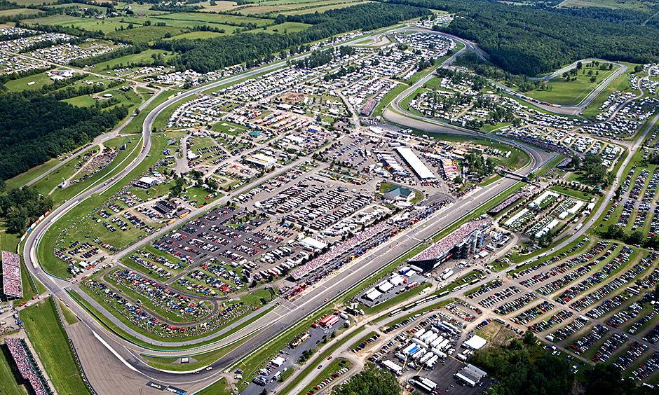 Indycar Returning To Watkins Glen International For Labor