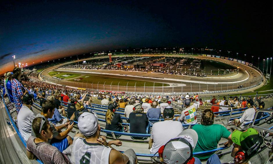 Indycar Iowa Speedway Announce Extension Through 2018
