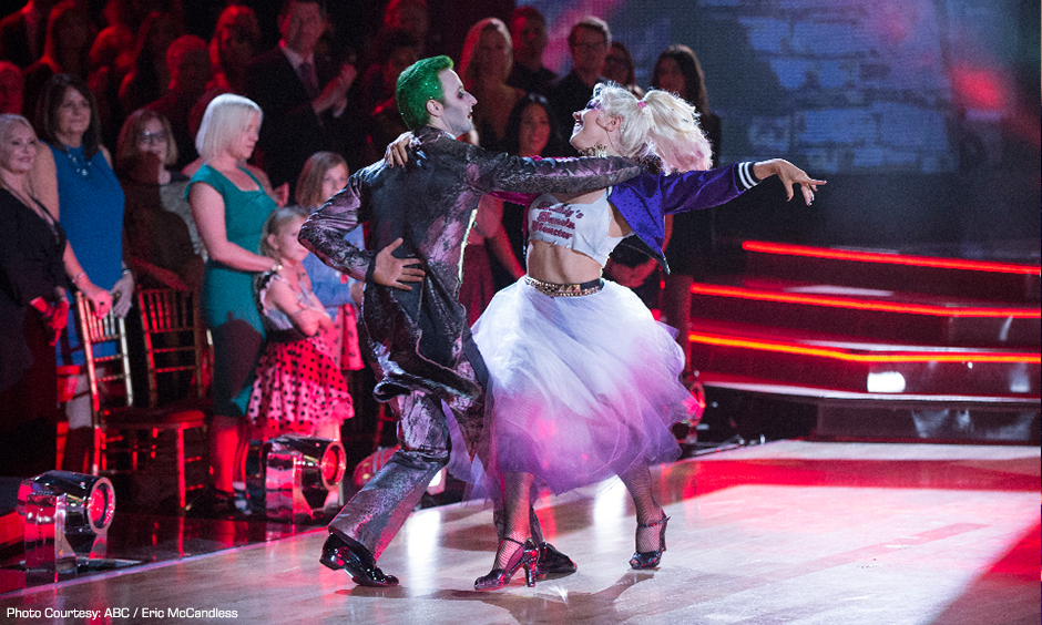 'DWTS' Pro Sharna Burgess Drops Out Of Competition Due To Injury