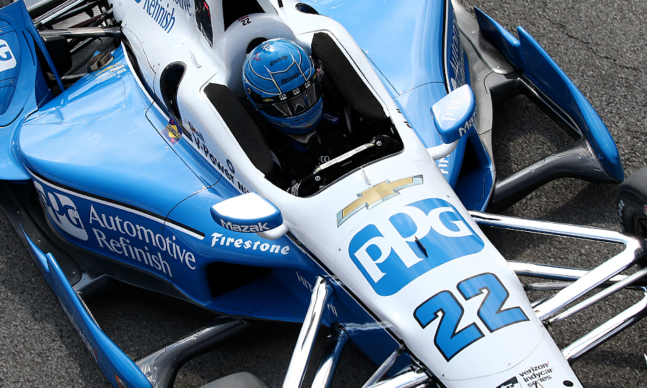 Notes Team Penske Extends Sponsorship Deal With Ppg Industries