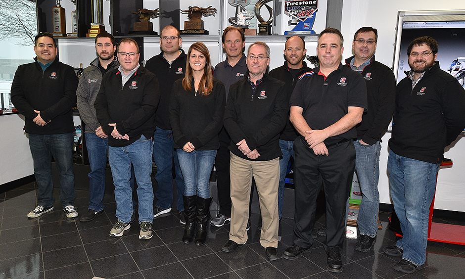 Andretti Autosport Engineers