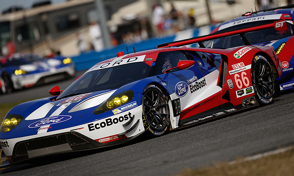 Chip Ganassi Racing Ford GT