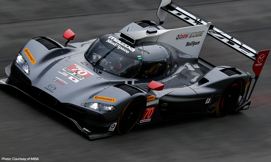 INDYCAR drivers in good position for Rolex 24 success