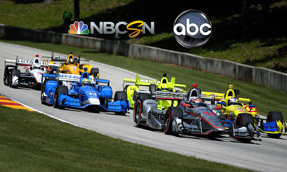 2017 Verizon IndyCar Series Television Schedule