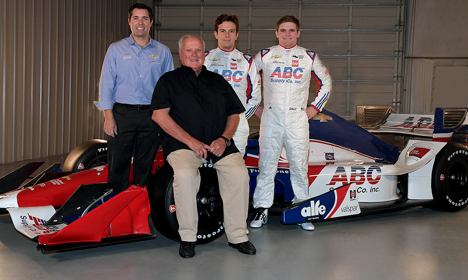 AJ Foyt Racing makes switch to Chevrolet official