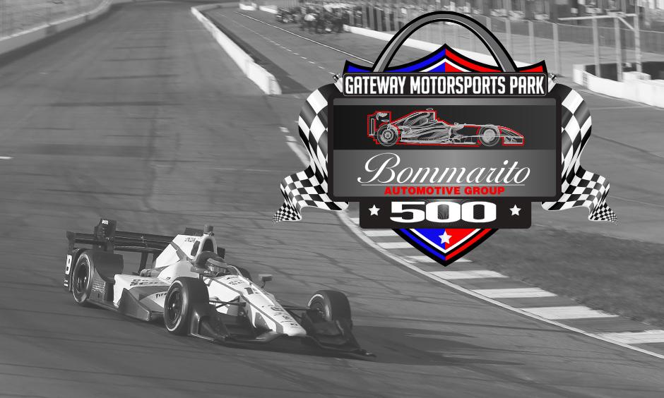 Bommarito Automotive Group sponsoring INDYCAR Gateway race