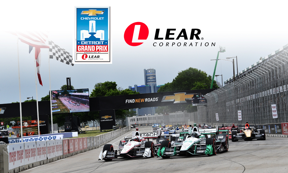 Detroit Grand Prix presented by Lear Corporation