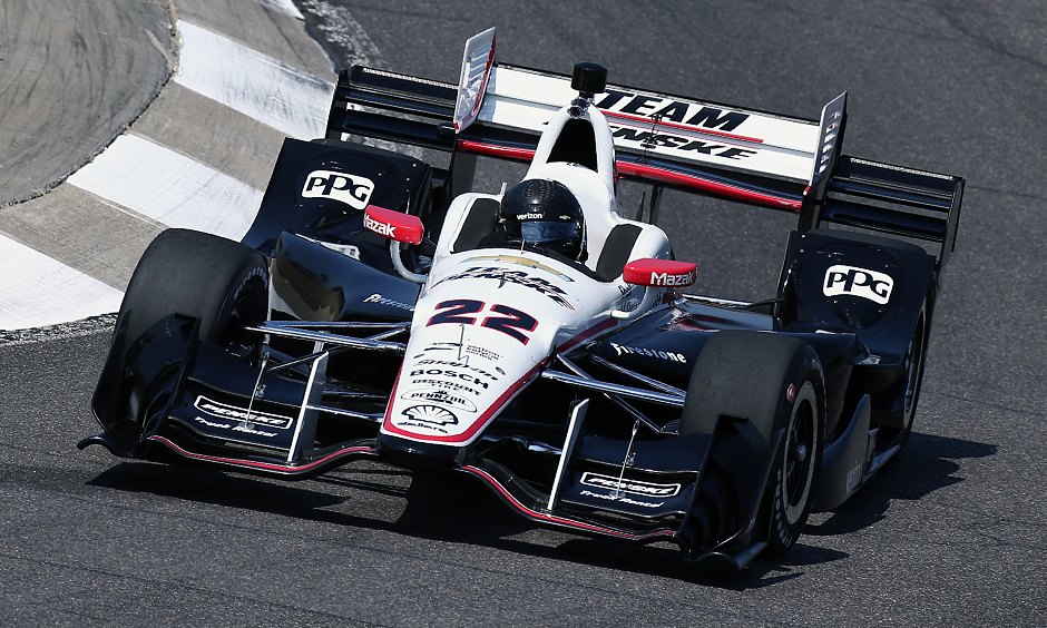 Montoya gets right back up to speed at Barber open testMontoya gets right back up to speed at Barber open test - 웹