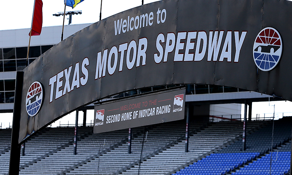 Indycar Has Deliberate Plan For Texas Open Test