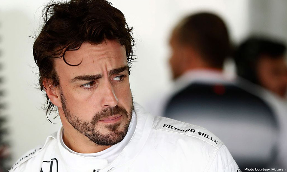Alonso sees Indy as a bigger challenge than Le Mans