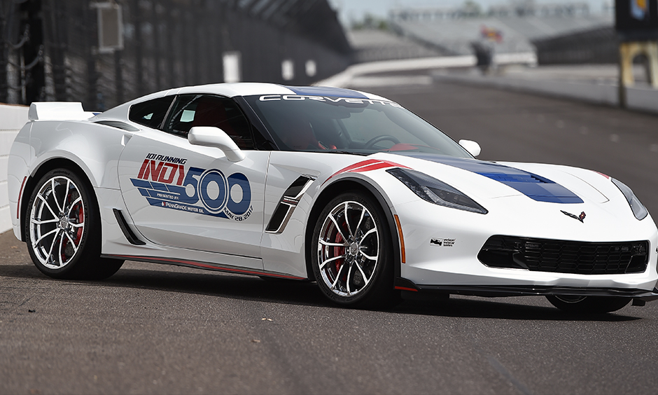 2017 Indianapolis 500 Pace Car