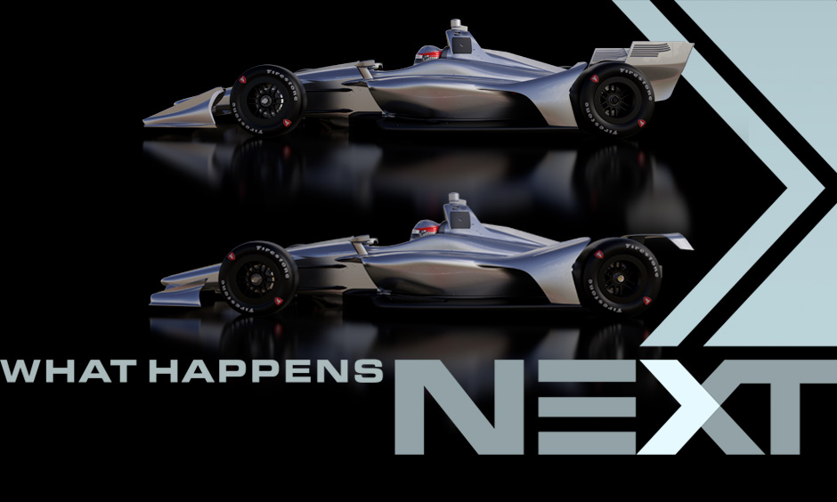 New images of \'NEXT\' car for Verizon IndyCar Series unveiled