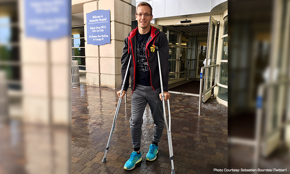 bourdais discharged from hospital. Black Bedroom Furniture Sets. Home Design Ideas