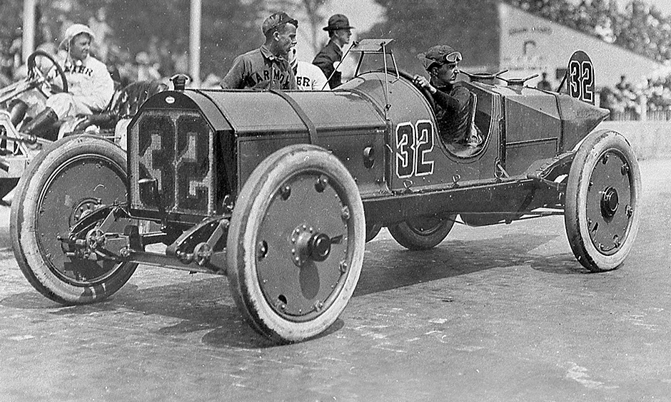 Ray Harroun and the Marmon Wasp