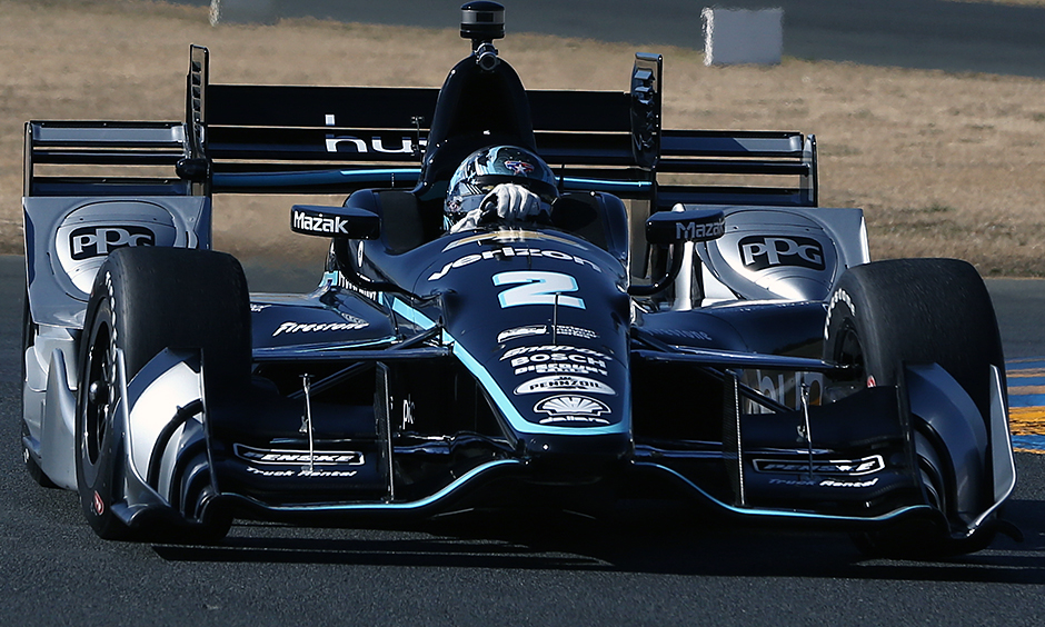 Sonoma IndyCar: Newgarden on top in opening practice