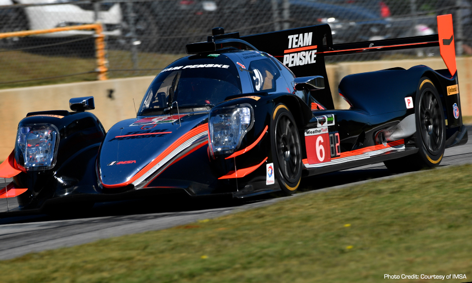 Helio Castroneves Debut at Petit Le Mans