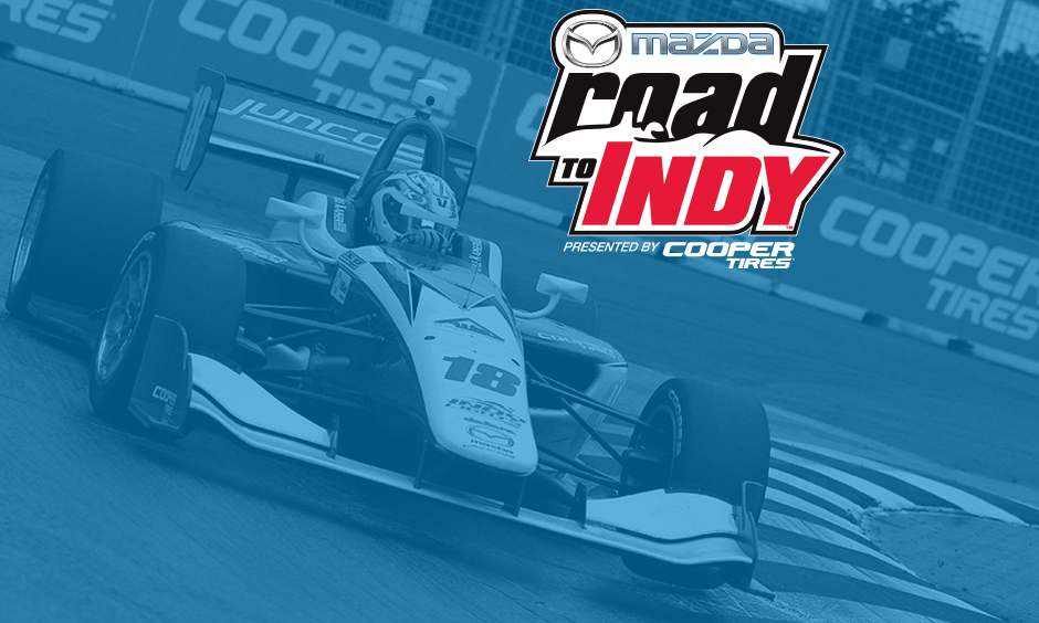 Mazda Road to Indy 2018 Schedule