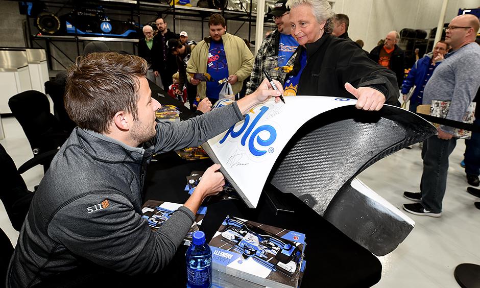 Marco Andretti and Andretti Autosport
