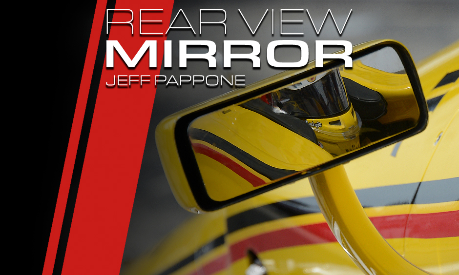 Rear View Mirror - Jeff Pappone
