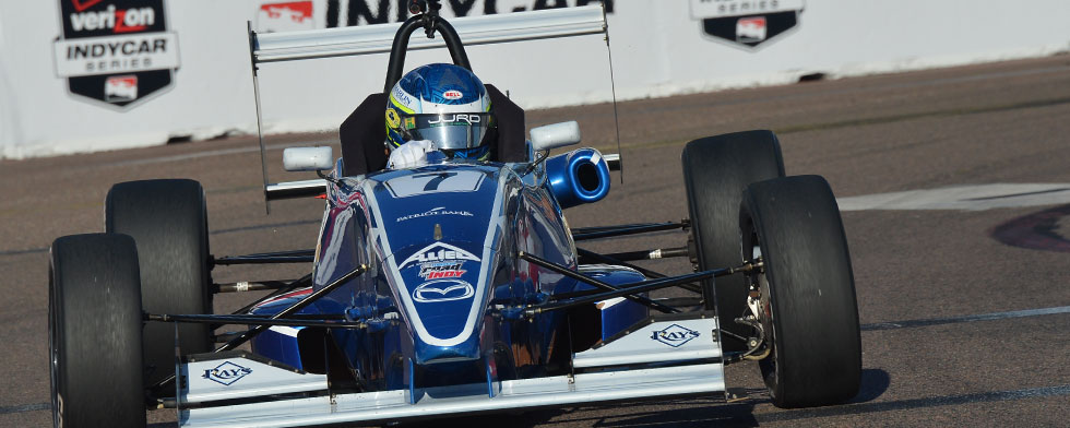 Enerson starts strong in season-opening races