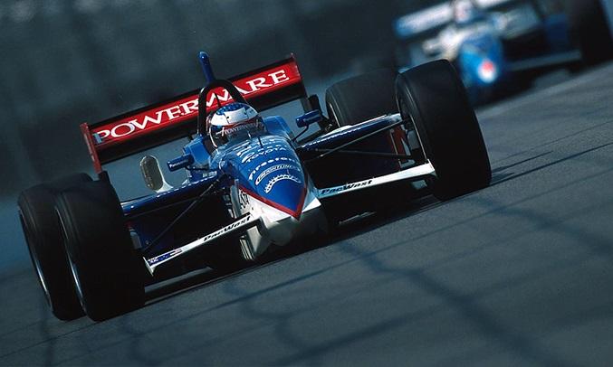 Prima vittoria a Nazareth. Indycar.com